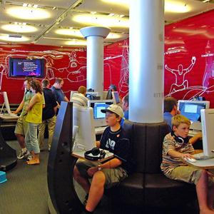 Интернет-кафе Нижнего Ингаша
