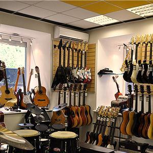 Музыкальные магазины Нижнего Ингаша