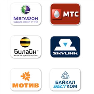 Операторы сотовой связи Нижнего Ингаша