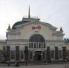 Железнодорожные вокзалы в Нижнем Ингаше