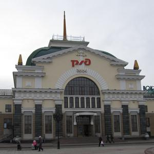 Железнодорожные вокзалы Нижнего Ингаша